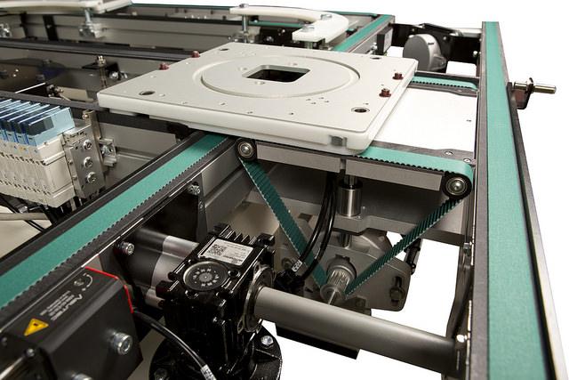 Dorner Dual Belt Pallet Conveyors Hmcross Com